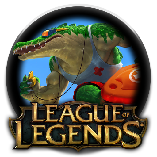 Pool Party Renekton Icon by DudekPRO