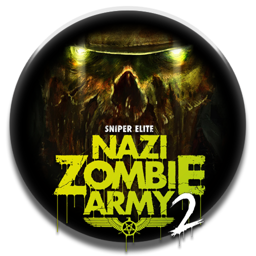 Sniper Elite Nazi Zombie Army 2 Icon by DudekPRO