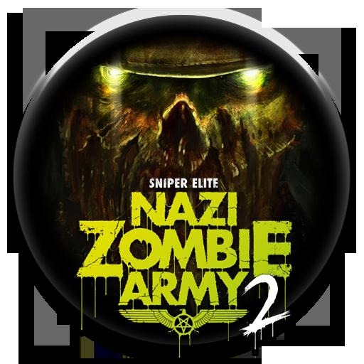Sniper Elite Nazi Zombie Army 2 Icon by DudekPRO