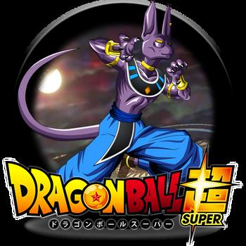 Dragon Ball Super Beerus Dock Icon by DudekPRO