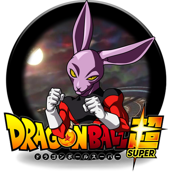 Dragon Ball Super Dyspo Dock Icon by DudekPRO