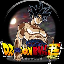 Dragon Ball Super Goku (Ultra Instinct) Dock Icon by DudekPRO