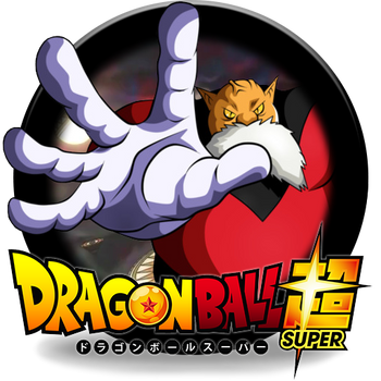 Dragon Ball Super Toppo Dock Icon by DudekPRO