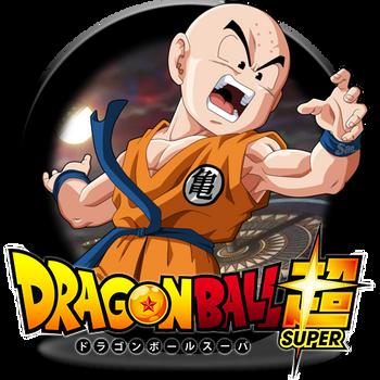 Dragon Ball Super Krillin Dock Icon by DudekPRO