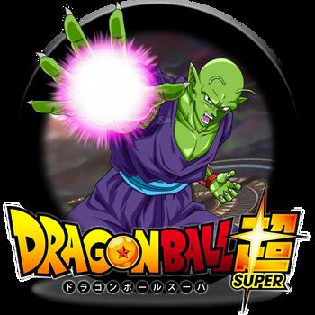 Dragon Ball Super Piccolo Dock Icon by DudekPRO