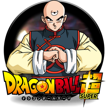 Dragon Ball Super Tien Dock Icon by DudekPRO