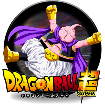 Dragon Ball Super Buu Dock Icon by DudekPRO