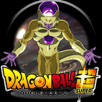 Dragon Ball Super Frieza (Golden) Dock Icon by DudekPRO