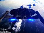 'NX-01 in Orbit'
