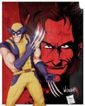 Wolverine Fanart