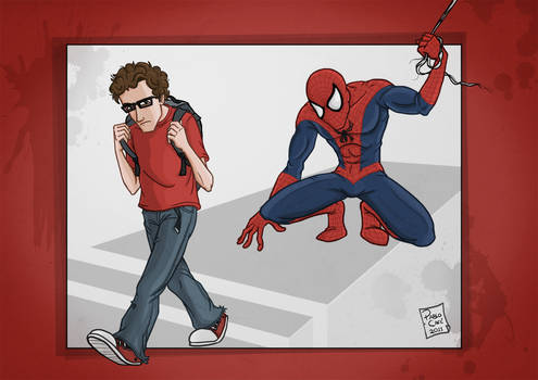 Pete and Spidey