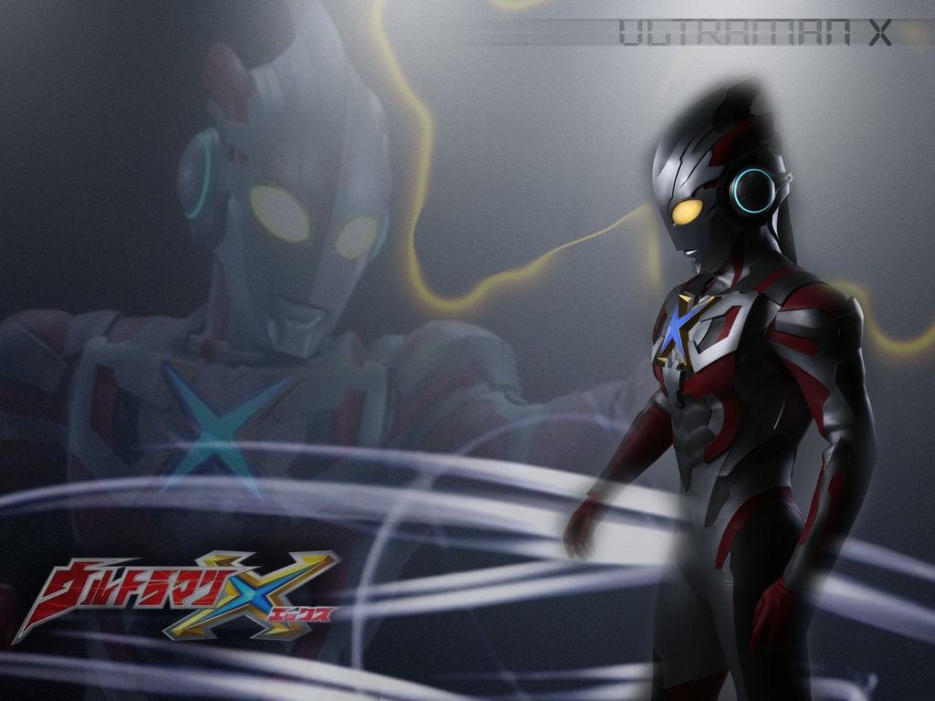Ultraman X Wallpaper By Katoriharusa On Deviantart