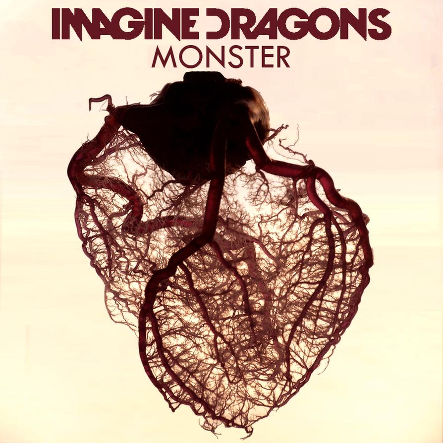 Monster - Imagine Dragons (Alt. Single Cover #3) by ...