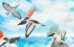 Pteranodon Longicepts