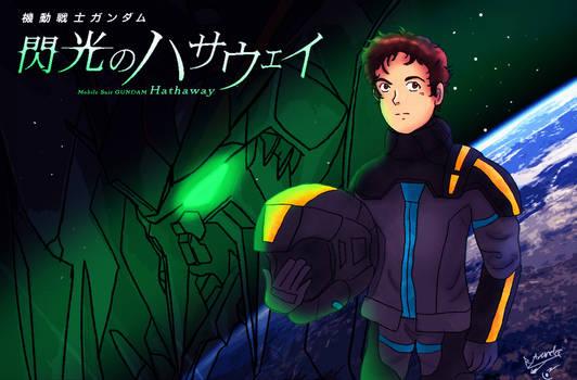 Mobile Suit Gundam Hathaway - Hatahway Noa