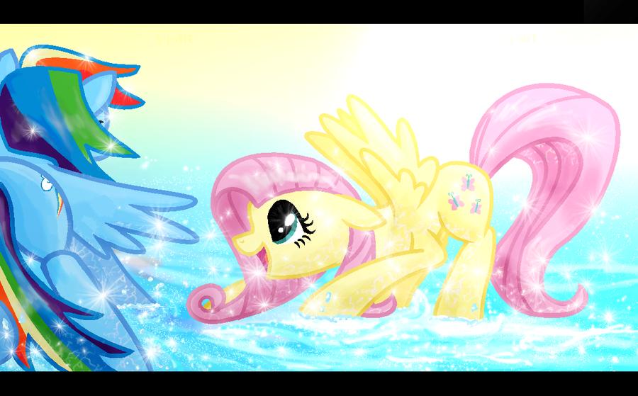 Splash! by SJArt117