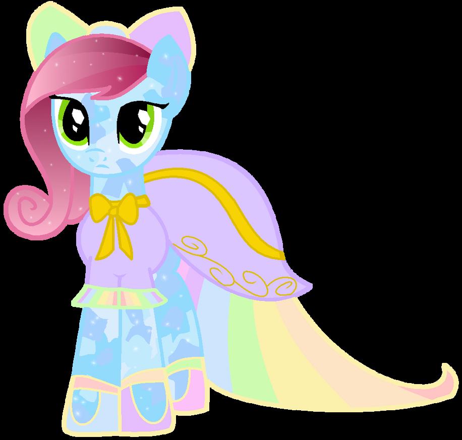 Rose Letter's Dress by SJArt117