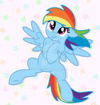Rainbow Dash - Belly Rubs?