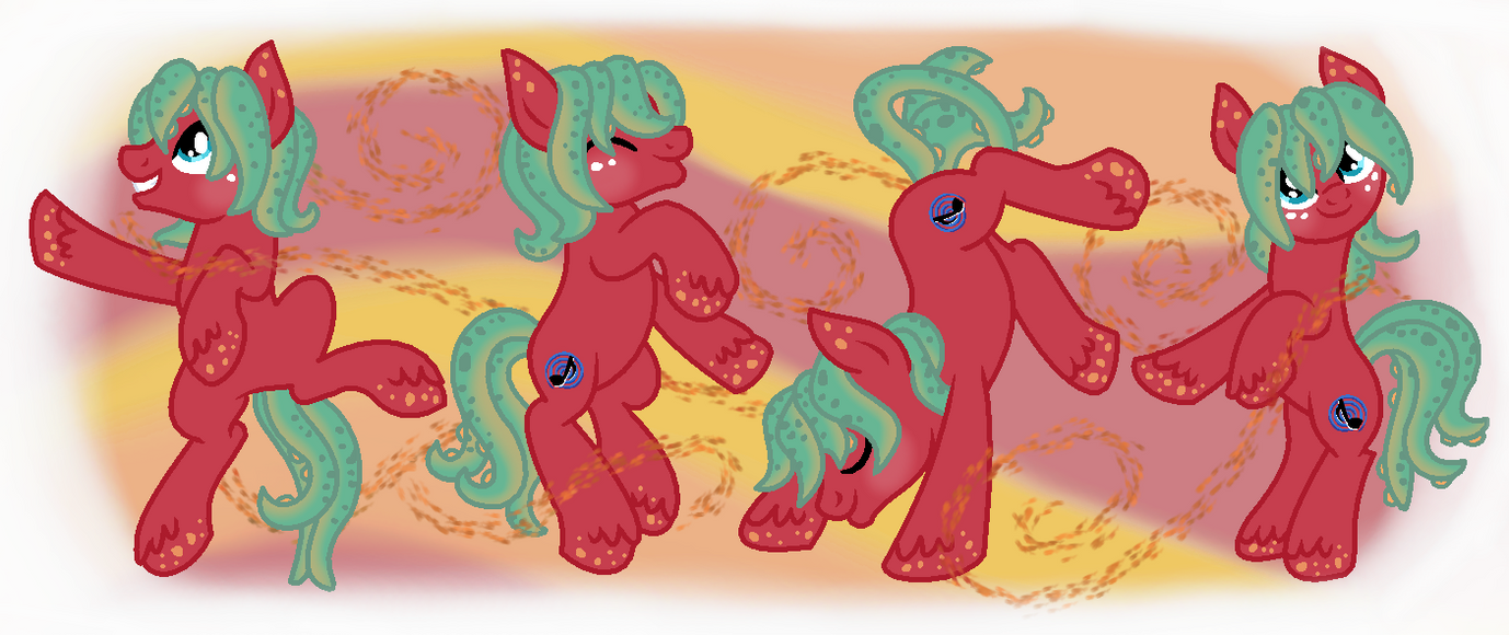 Psyrin - Dancing With Autumn by SJArt117