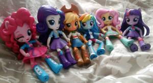 My Equestria Girls Minis!