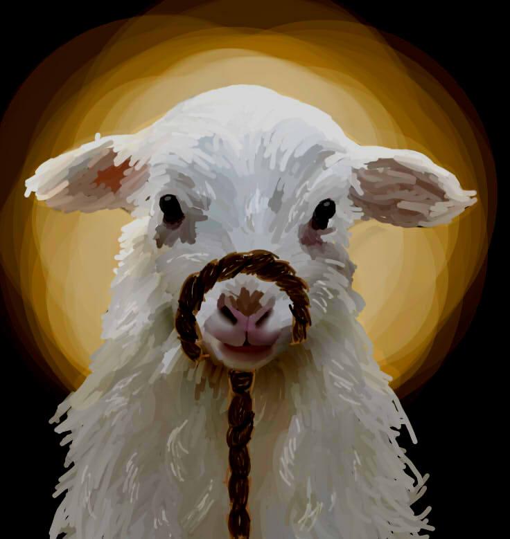 Lamb by International-Otaku