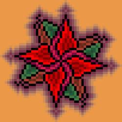 Flowering Flyfot