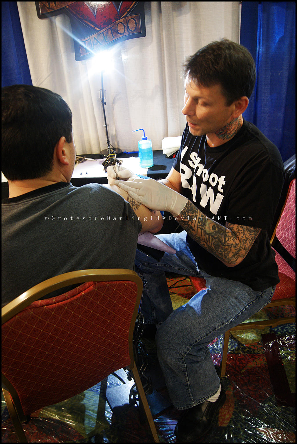 16th Motor City Tattoo Expo 7 by GrotesqueDarling13 on deviantART