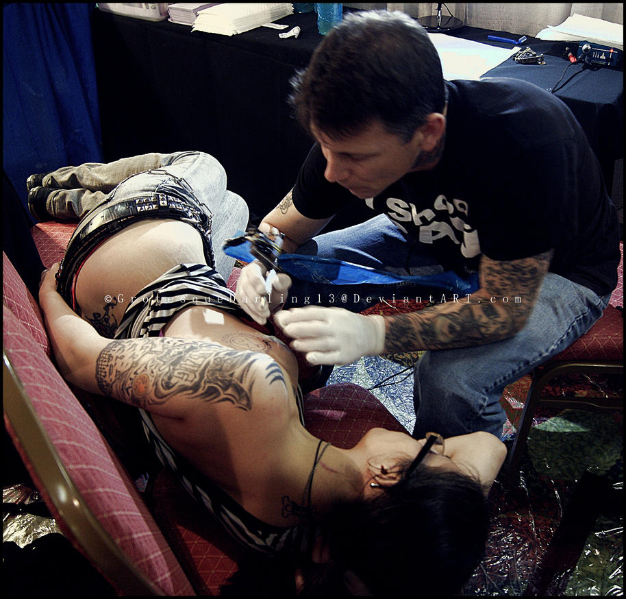 16th Motor City Tattoo Expo 31 by GrotesqueDarling13 on deviantART