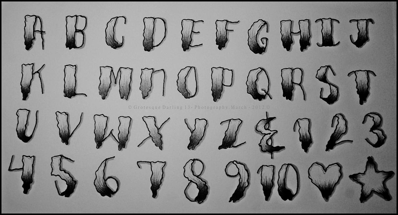 ghoul font by grotesquedarling13 on deviantart. Black Bedroom Furniture Sets. Home Design Ideas