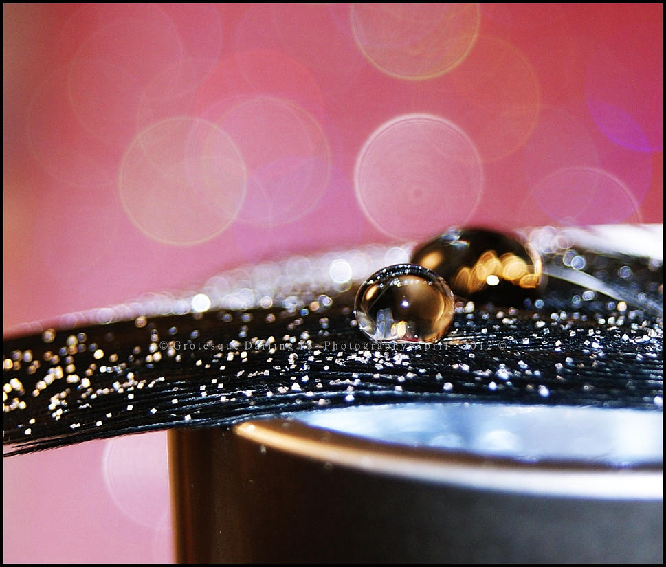 Tiny Black Gems by GrotesqueDarling13