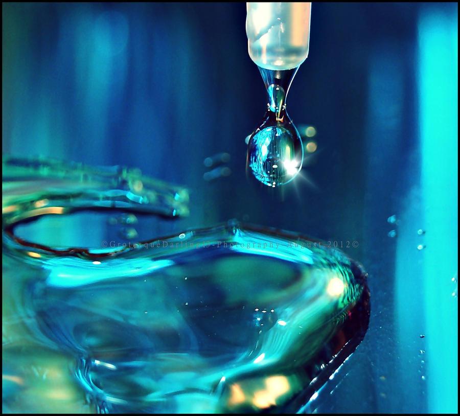 .Blue Always Rings True. by GrotesqueDarling13