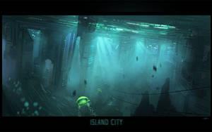 Island City by Hideyoshi