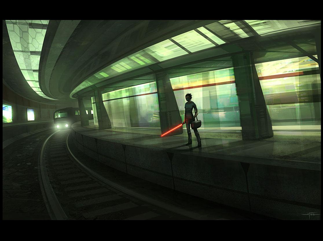 Saber Medic - again by Hideyoshi