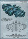 SUBWAR - Enemy Cruiser