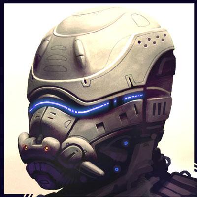Cyborg ID by Hideyoshi