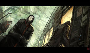 Train Station - Episode 4 by Hideyoshi