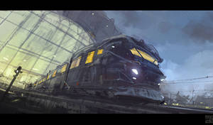 Train Station - Episode 7 by Hideyoshi