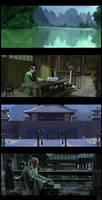 HERO - studies 1 by Hideyoshi
