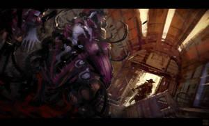 Train Station - episode 9 by Hideyoshi