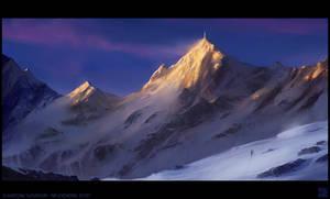 Wandering Mountain - updated by Hideyoshi