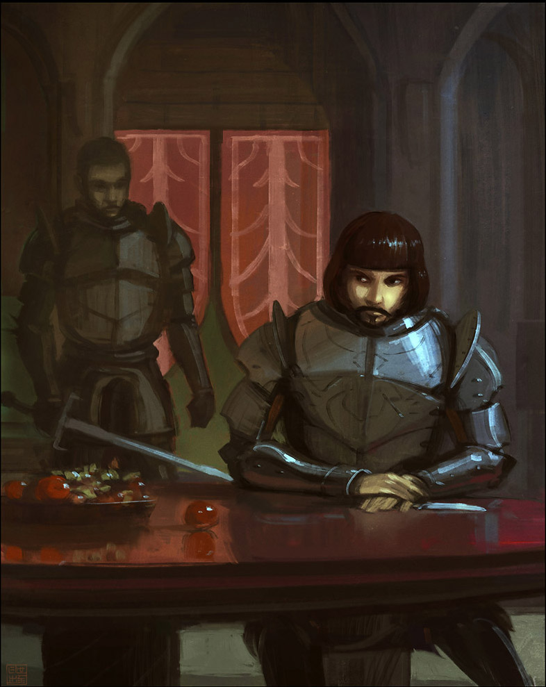 Knights Of The Round Table By Hideyoshi On DeviantArt