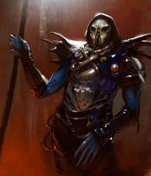 Skeletor by Hideyoshi
