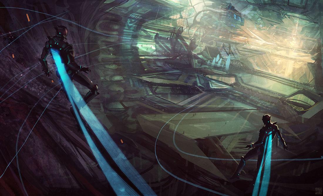Generic SF by Hideyoshi