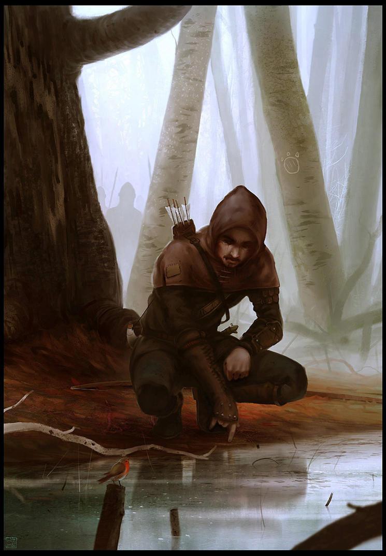 Robin Hood by Hideyoshi