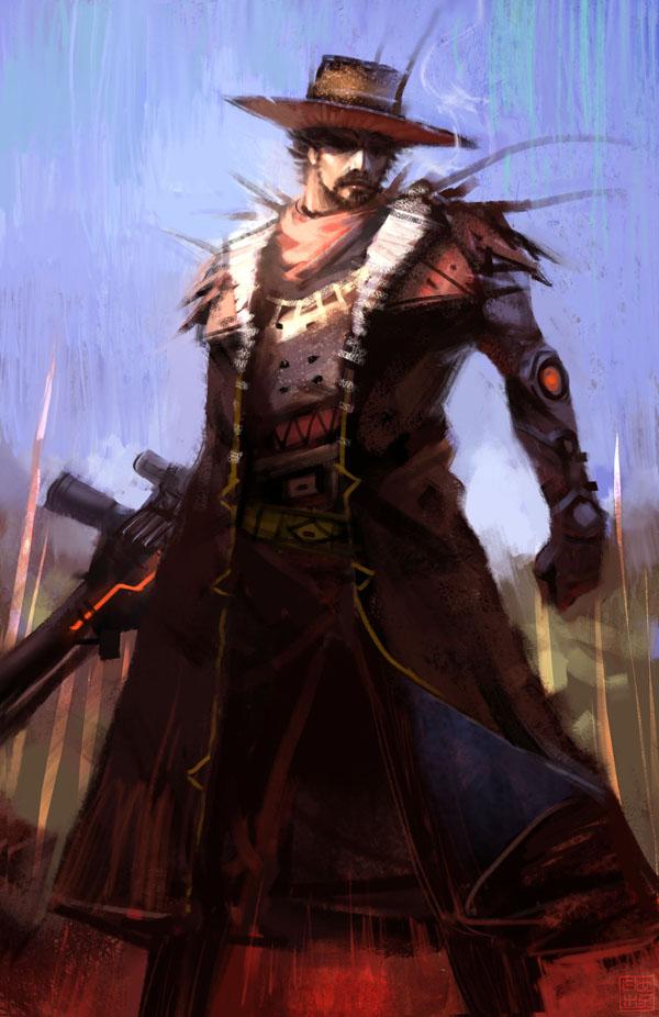 http://fc04.deviantart.net/fs71/f/2010/094/d/2/Mystic_Gunslinger_by_Hideyoshi.jpg