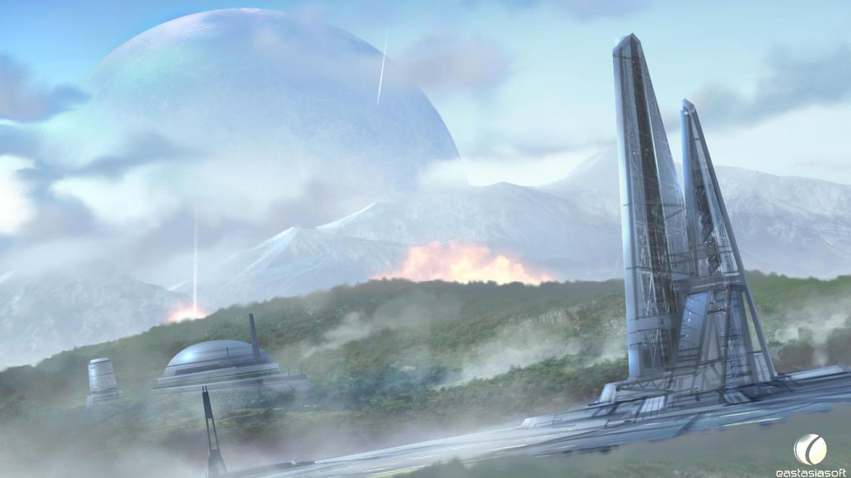 Soeldner X 2 - Ingame art 10 by Hideyoshi