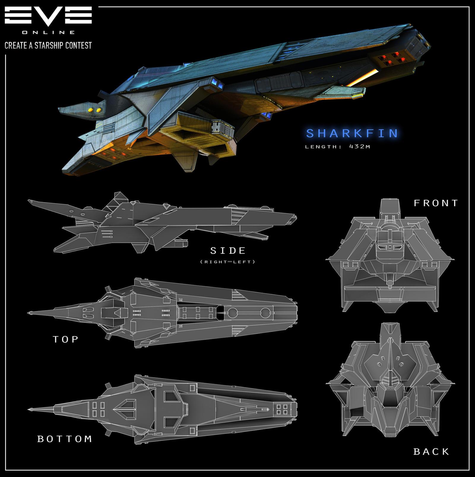 EVE Online - Sharkfin