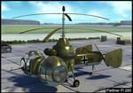 Flettner Fl 285 - helicopter