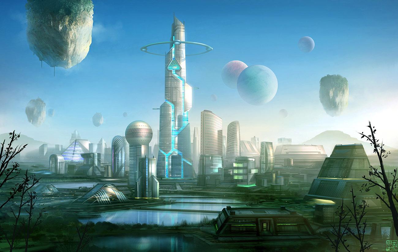 Avalon - New Horizon by Hideyoshi