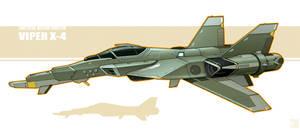 TR Fighter - Viper X-4